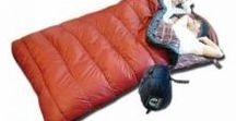 Camp Sleeping Bags / Camping Sleeping Bags, One or Two person, Children, Outfitters and Sleeping Bag Liners.