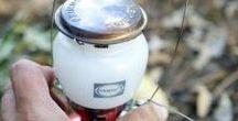 Camp Lighting / LED and Fuel Lighting: Flashlights, Headlamps Survival Lights, Lanterns
