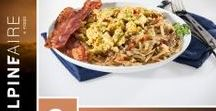 ORCC Gear Category Food - Meals /  For Hike-Backpacking or a Quick Meal while Camping. Breakfast, Desserts, Entrees, Sides, soups