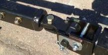 Vehicles | Trailer Hitches / Lock 'N' Roll Off-Road Hitches. Tube, Drop-Rise, Channel and Couplers.