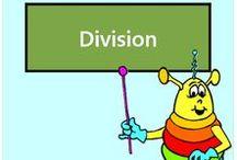 Division / Alle Mathe-Arbeitsblätter des Mathiki-Online-Camps zum Thema: Division