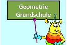 Geometrie Grundschule / Alle Mathe-Arbeitsblätter des Mathiki-Online-Camps zum Thema: Geometrie Grundschule
