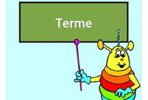 Terme / Alle Mathe-Arbeitsblätter des Mathiki-Online-Camps zum Thema: Terme