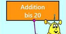 Addition bis 20 Vorschau / Vorschau aller Aufgaben des Mathiki-Online-Camps zum Thema: Addition bis 20