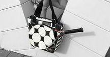 Tennis Bag Wishlist / Ideas for feminine yet functional tennis bags