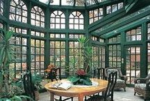 Conservatories, Greenhouses and Solariums