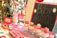 Oh Baby Shower / Baby Shower ideas and inspiration