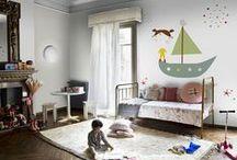Kid Rooms / by Hillary Ragland