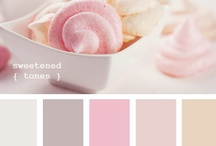 COOL COLOR PALLETS / by Jacquie Carlson