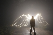 ANGELS / Encouragement, safety, knowing, angels are our spiritual guides. / by Jacquie Carlson