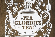 TEA ROOM / LIMIT YOUR PINS TO FOUR PLEASE All things tea, tea-like