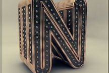 Typography & Letters & Numbers / Typography / by Marcus Stiller