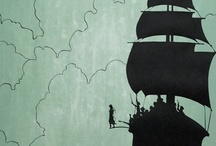 A Pirate's Life for Me / I always wanted to be a pirate when I grew up.  / by Nely Sanchez
