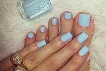 Nail Polish Ideas / Nails are awesome, but I could never do half of these.