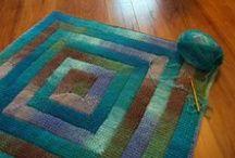 Crochet & Stitches / thread / by Arleta Russell