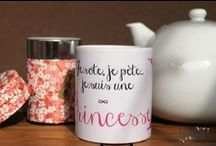 - CUP OF TEA - / by Mélanie Lemaire