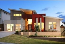 House Plans / Contemporary House plan ideas / by Staci Porras