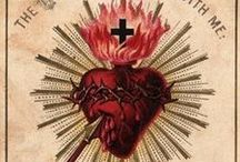 Sacred Hearts and Immaculate Hearts / by Valerie GSG