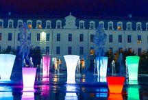 Pot Lumineux LED by LiveDeco.com / Pots lumineux multicolores sans fils outdoor