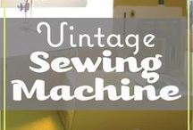 Playthings for a Sewist / Sewing Machines