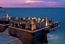 On Top of the World / Best Rooftop Hotel Bars
