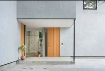 Garages, sunrooms and verandas / with a natural and simple beauty.