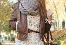 Fall Fashion / Kick some leaves with these cute fall fashions!
