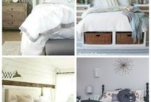 Master Bedroom Organization / Enjoy some U + Me = US time with an amazingly organized bedroom.