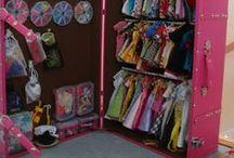 Toy Storage Ideas / Organize those toys!