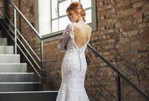 Editoriais com Vestidos de Noiva / Vestidos de noiva nos editoriais de moda