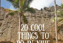 Things to Do in Niue / Great ideas of places to visit in Niue
