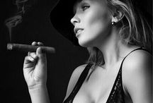 Sexy Vixen's Smoking Cigars...Baby / Just Sexy Women Smoking Cigars......it's that easy!!!! No Nudity....