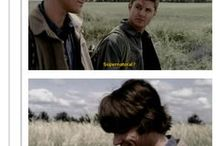 Damn It Supernatural / This is what SUPERNATURAL is about, what should be about, enjoy the ride to hell, we have pie n drinks :)