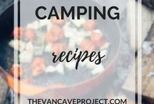Camping | Recipes / Delicious camping recipes, ideas & tricks to help you eat well on your adventures. Focus on camping,  backpacking, food, outdoors, travel & adventuring.