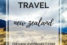 Travel | New Zealand / New Zealand travel photos, advice, & tips to inspire travellers, adventurers & nomads. Focus on travelling, adventuring, backpacking, budget travel; plus RV, motorhome, campervan travel.