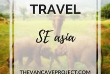 Travel | SE Asia / SE Asia travel photos, advice, & tips to inspire travellers, adventurers & nomads. Focus on travelling, backpacking, budget travel, Cambodia, Indonesia, Laos, Malaysia, Myanmar, Philippines, Singapore, Thailand & Vietnam.