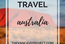 Travel | Australia / Australia travel photos, advice, & tips to inspire travellers, adventurers & nomads. Focus on travelling, adventuring, backpacking, budget travel; plus RV, motorhome, campervan travel.