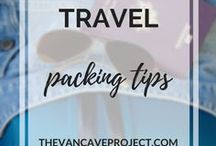 Travel | Packing Tips / Travel packing tips & advice to help you make the most out of your adventures. Focus on travelling, vacations, travel gear & minimalism.