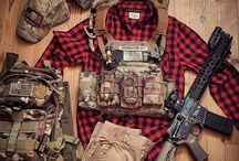 Tactical equipment, weapons, loadout ideas