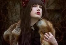 Fantasy / Al mijn fantasy kostuums