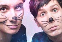 Dan and Phil xx