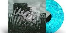 intheclouds vinyl / Custom vinyl packages created by intheclouds records