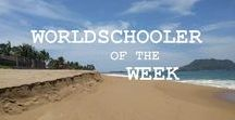 Worldschooler of the Week / Our weekly blog featuring a new Worldschooler each week. We ask 8 questions about life, travel and worldschooling.