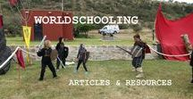 Worldschooling Articles/Resources