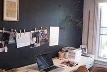 Work Spaces / by Rebecca Saldana
