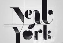 Typography / by Rebecca Saldana