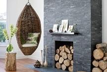 Fireplaces / by Rebecca Saldana
