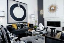 Living Room Inspiration / by Making It With Danielle