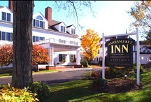 Stay Freeport / Some of the best places to stay when you're visiting Freeport, Maine.