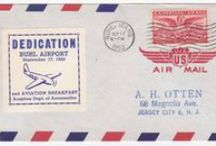 Airport Dedications / Aviation History